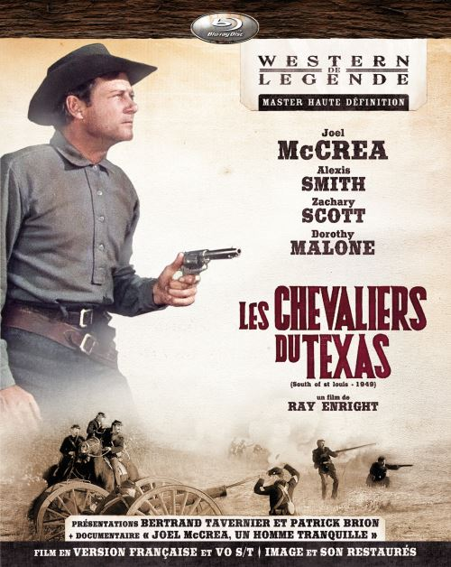 Les Chevaliers du Texas, sortie blu-ray chez Sidonis