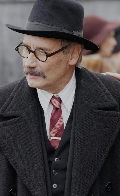 Hippolyte Girardot dans Je ne rêve que de vous de Laurent Heynemann