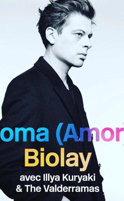 Benjamin Biolay, pochette de Roma Amor
