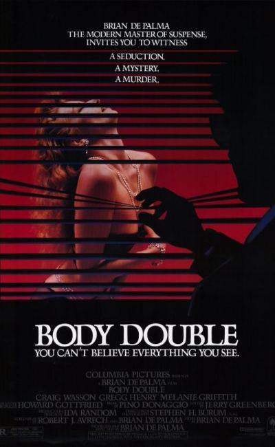 Affiche de Boddy Double de Brian De Palma