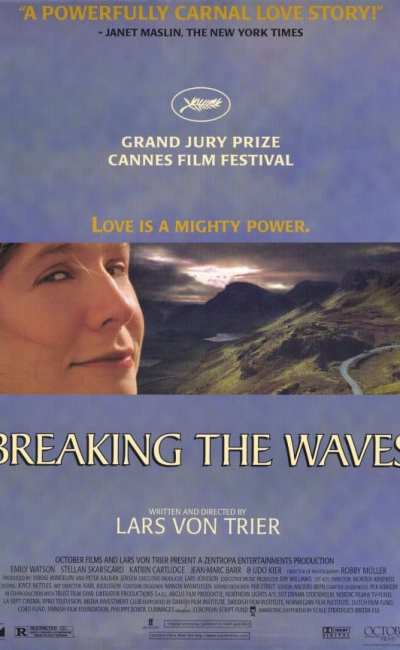 Affiche de Breaking the Waves de Lars von Trier