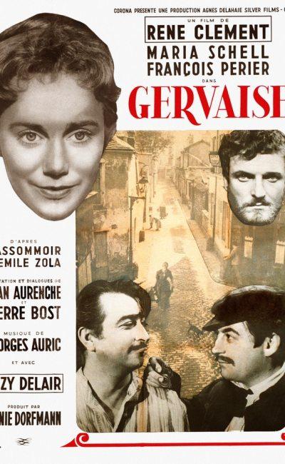 Affiche de Gervaise de René Clément