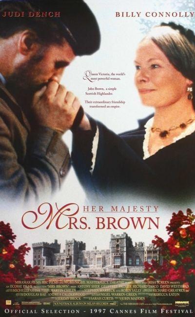 Affiche de La Dame de Windsor