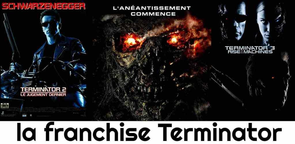 La franchise Terminator