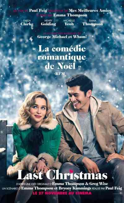 Affiche teaser de Last Christmas