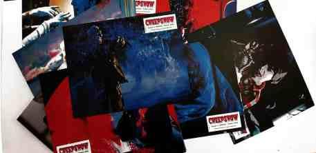 Les lobby cards françaises de Creepshow (Arts et mélodie)
