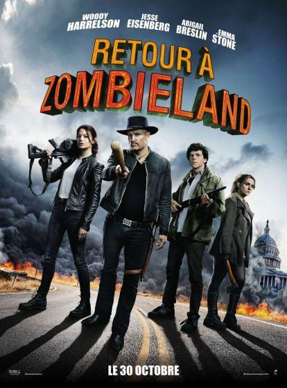 Bienvenue à Zombieland 2, alias Retour à Zombieland
