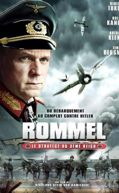 Ulrich Tukur dans Rommel, la stratégie du 3e reich