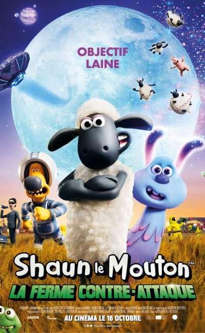 Shaun le mouton : la ferme contre-attaque : la critique du film