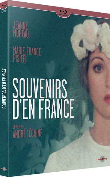 Souvenirs d'en France, édition vidéo Carlotta, jaquette