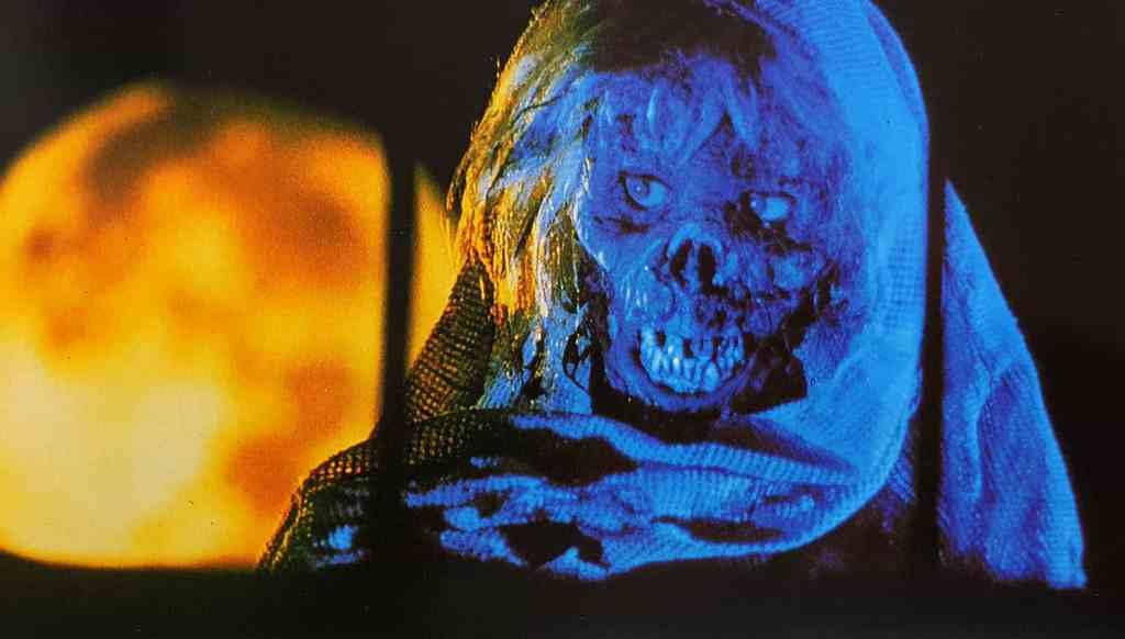 The Creep, articulé par Tom Savini dans Creepshow