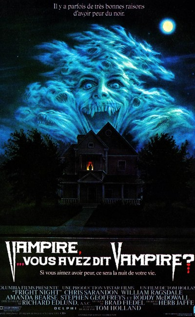 Affiche de Vampire, vous avez dit vampire (Fright night) 1985