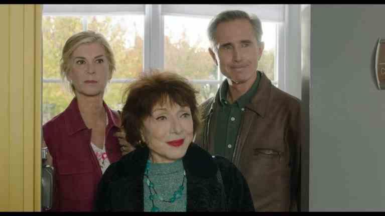 Judith Magre, Laroque et Lhermitte dans Joyeuse retraite