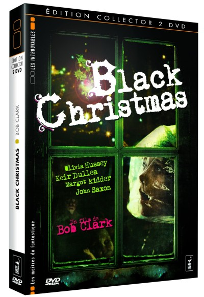 Jaquette Wild Side du classique du slasher, Black Christmas