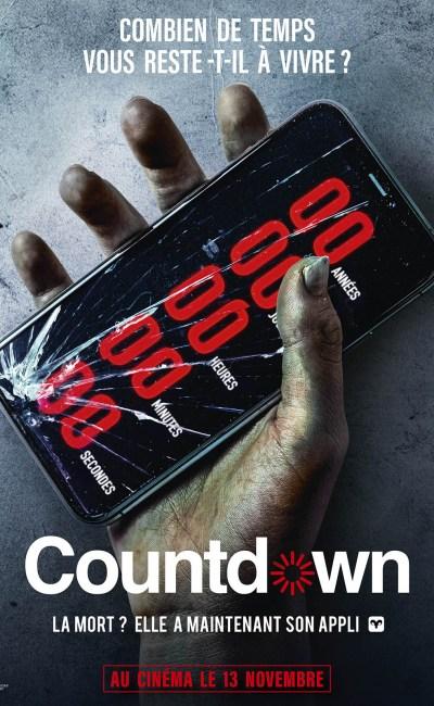 Countdown, affiche française