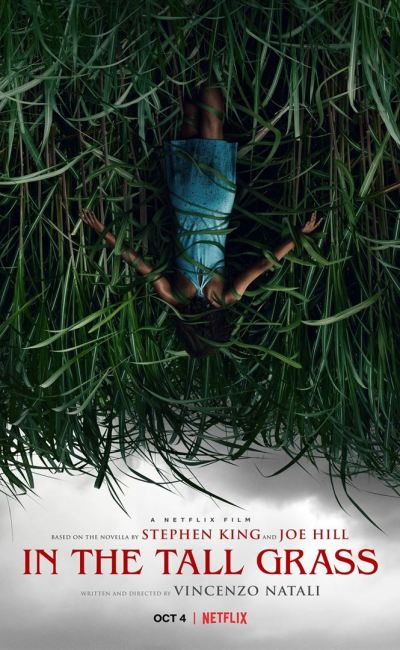 Affiche de Dans les herbes hautes (Vincenzo Natali) flix