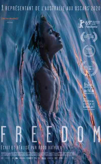 Freedom, affiche du film avec Sarm Heng, Thanawut Kasro et Mony Ros