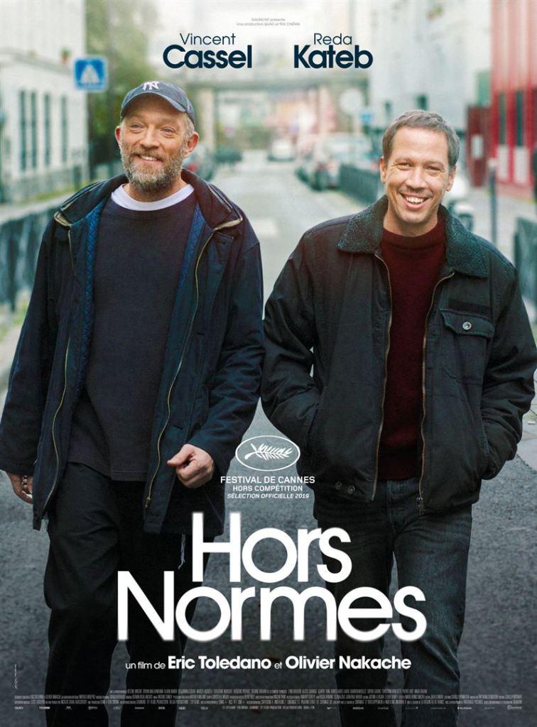 Affiche de Hors normes d'Olivier Nakache et Eric Todelano