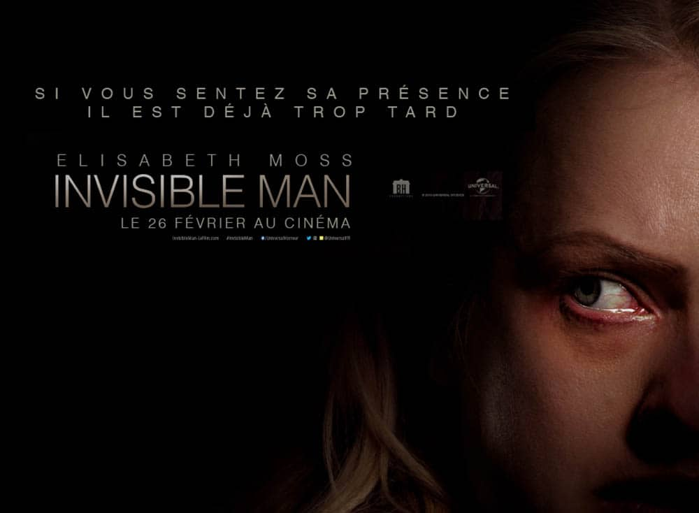 Bande-annonce de Invisible Man de Leigh Whannell