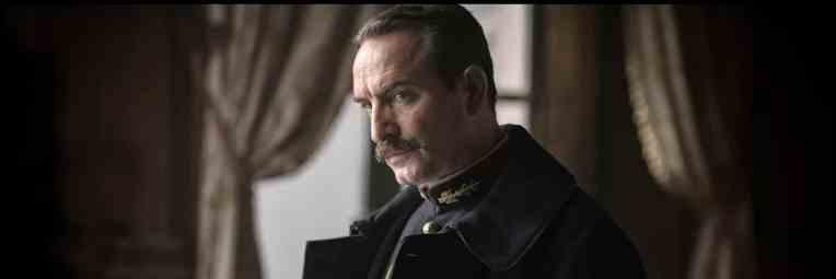 Jean Dujardin dans J'accuse de Roman Polanski