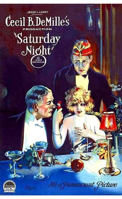 Le détour, l'affiche du film de 1922