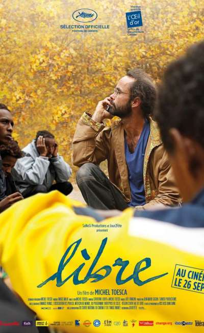 Libre, l'affiche du documentaire