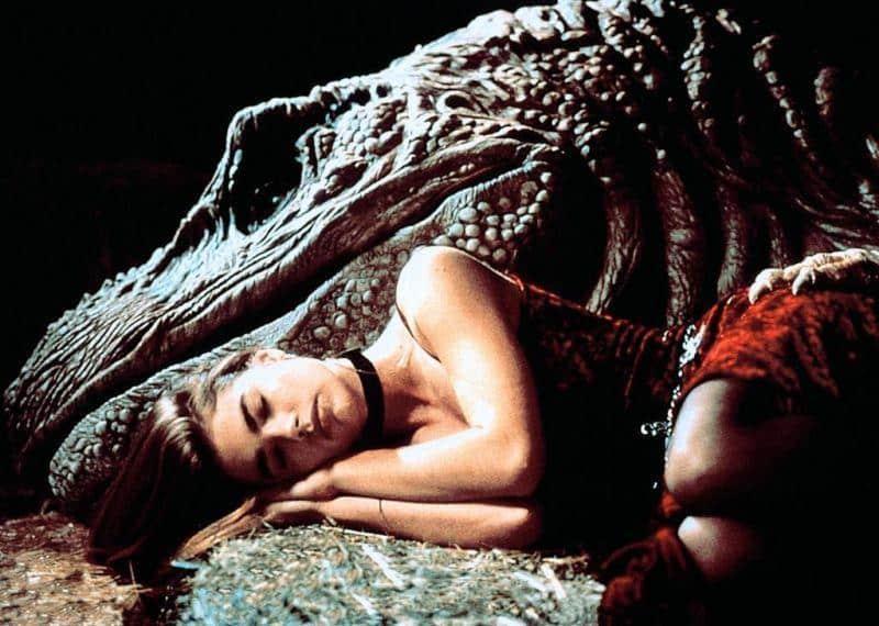 Tammy et le T-Rex