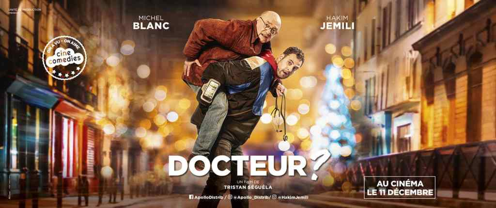 Docteur ? Affiche Scope du film