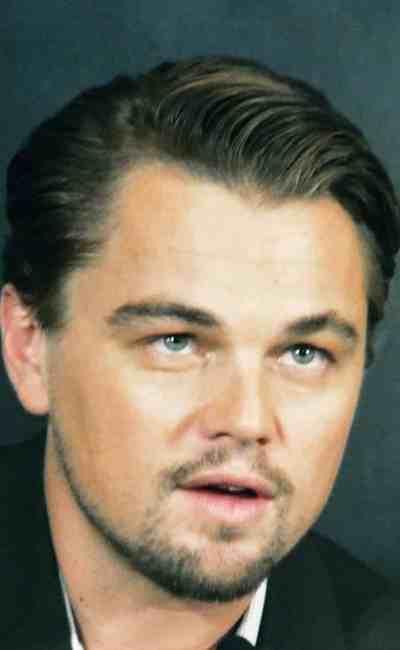 Leonardo DiCaprio pour la promotion de Inception, à Paris, en juillet 2010.