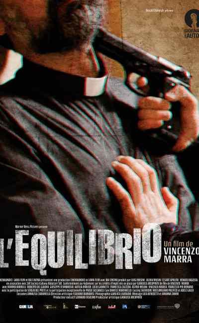 L'Equilibrio - affiche du film de Vincenzo Marra