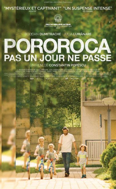 Pororoca, pas un jour ne passe, affiche du film