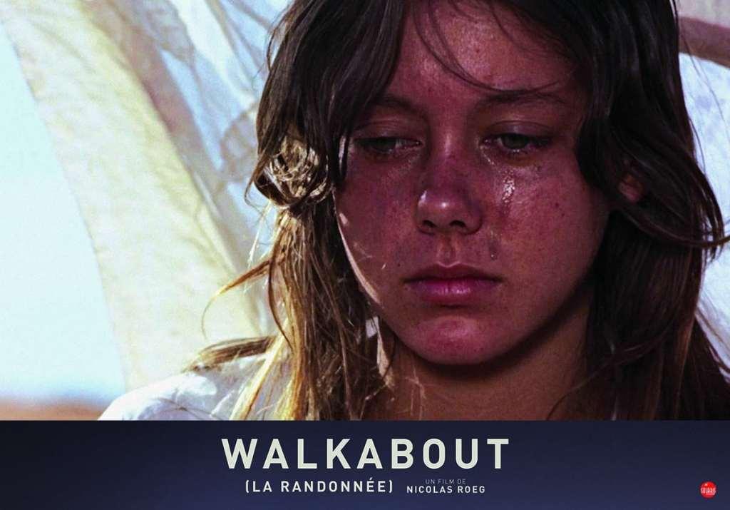 Jenny Agutter dans Walkabout, La randonnee de NICOLAS Roeg