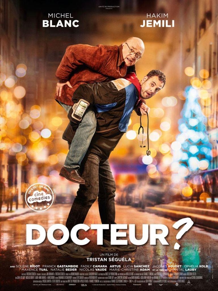 Docteur ? Affiche du film