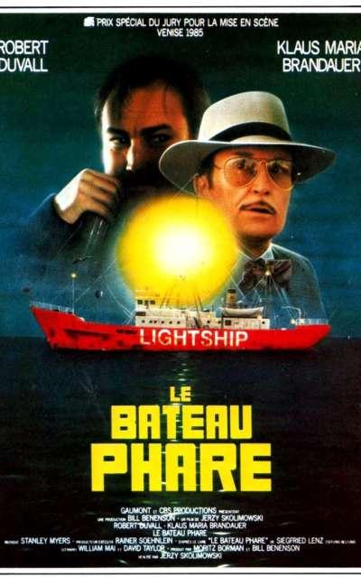 Le bateau phare, l'affiche