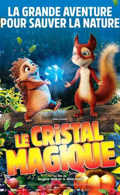 Le Cristal magique : affiche cinéma
