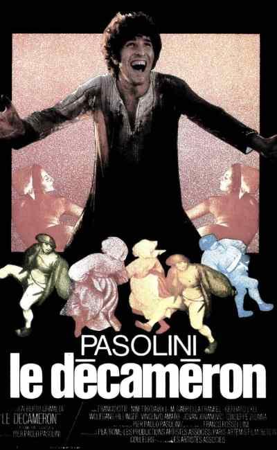 Affiche du Décaméron de Pasolini