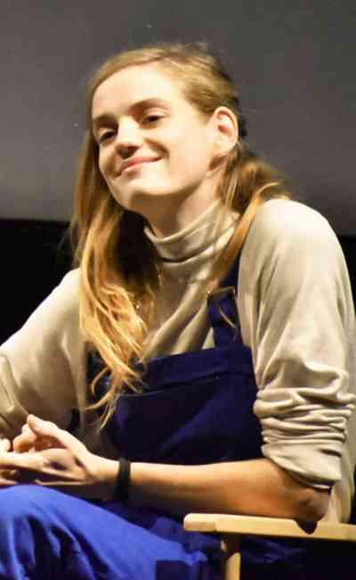 Noémie Schmidt à Arras