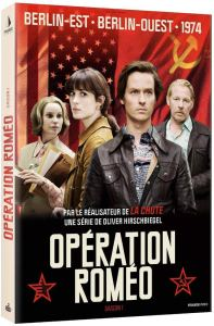 Opération Roméo, jaquette DVD