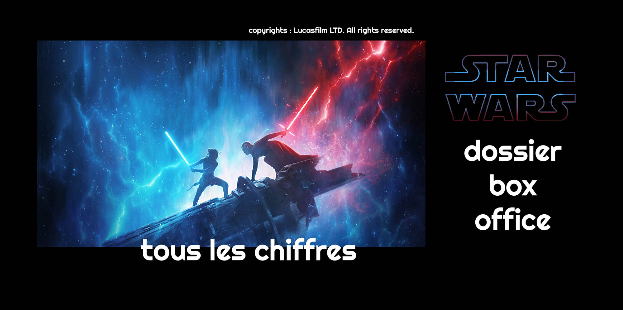 Box-office Stars Wars épisode 9 l'ascension de Skywalker