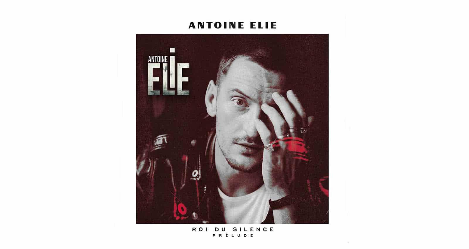 Antoine Elie Roi du silence, prélude. Pochette de la réédition.