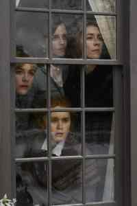 Les quatre filles du docteur March réunies
