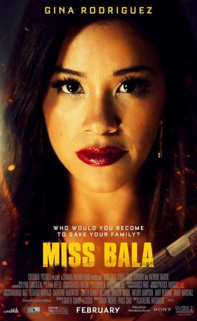 Miss Bala, l'affiche de 2019