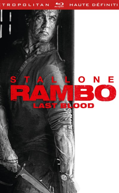 Rambo : last blood jaquette steel book