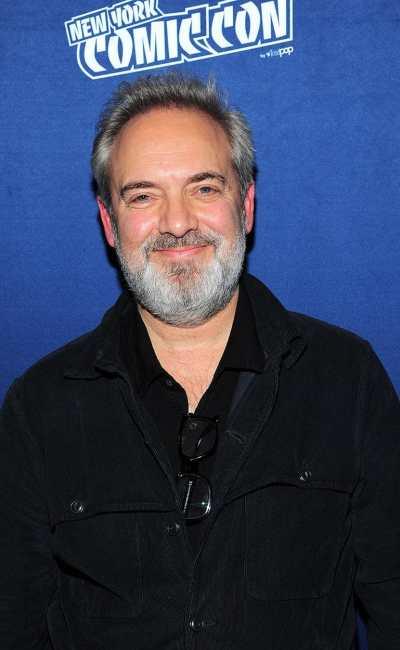 Same Mendes, lors du New York Comic Con