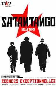 Satantango affiche ciném originale