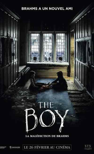 The Boy la malédiction de brahms affiche teaser