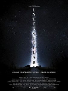Teaser de Interstellar de