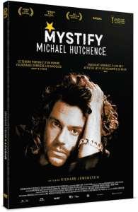 Jaquette du DVD de Mystify Michael Hutchence