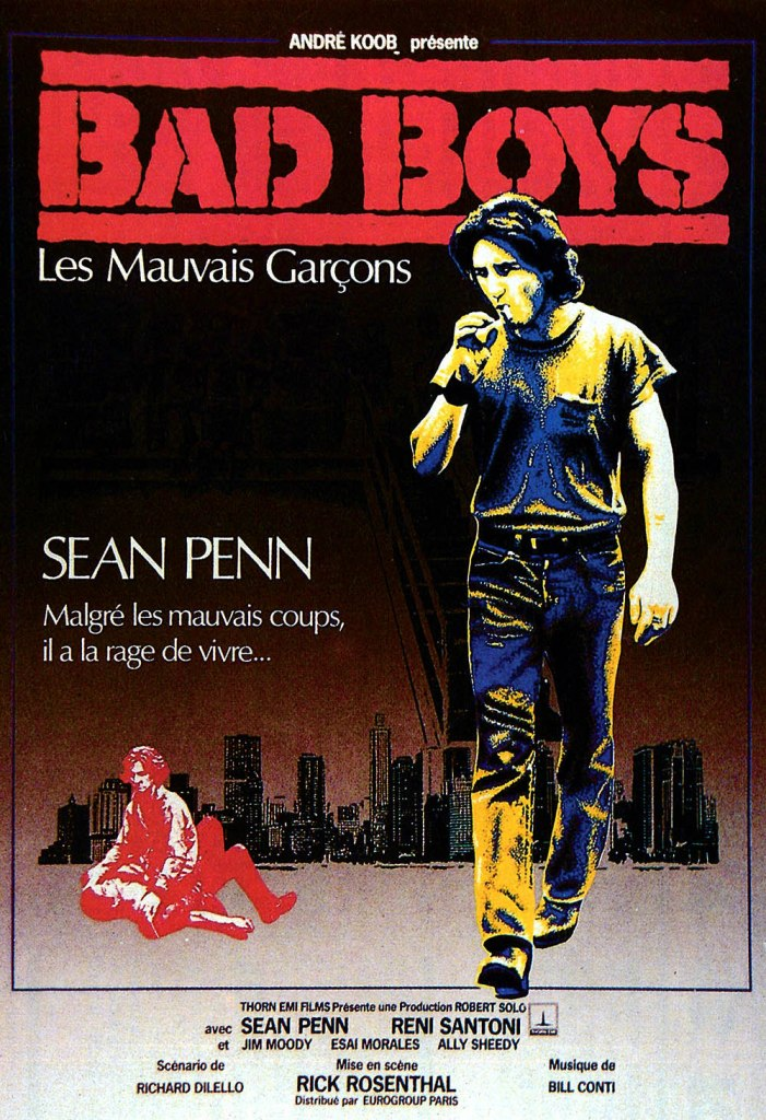 Bad Boys les mauvais garçons de Rick Rosenthal (1984)
