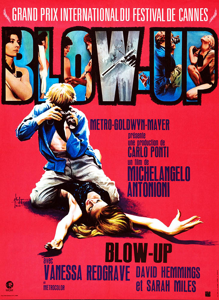 Blow up affiche originale